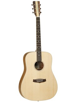 Tanglewood: TND Nashville IV Dreadnought Acoustic Guitar Instruments | Acoustic Guitar