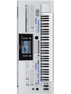 Yamaha: Tyros 4 Digital Workstation Instruments | Keyboard