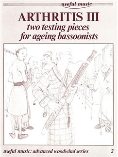 Graham Lyons: Arthritis III Books | Bassoon