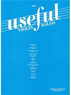 Useful Violin Solos Books | Violin, Piano Accompaniment