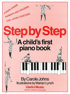 Step by Step Books | Piano