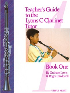 Teacher's Guide To The Lyons C Clarinet Tutor Books |