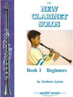 New C Clarinet Solos Book 1 Books | Clarinet