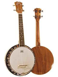 Barnes & Mullins: Banjo Ukulele Instruments   Ukulele