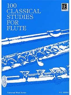 Frans Vester: 100 Classical Studies For Flute Books | Flute