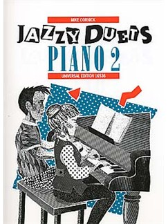 Mike Cornick: Jazzy Duets Piano 2 Books | Piano Duet