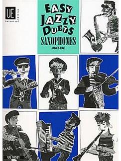 James Rae: Easy Jazzy Duets Saxophone Books | Saxophone (Duet)