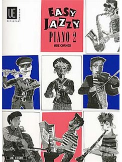 Mike Cornick: Easy Jazzy Piano 2 Libro | Piano