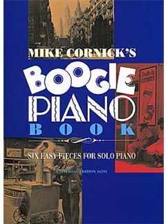 Mike Cornick's Boogie Piano Book Books | Piano