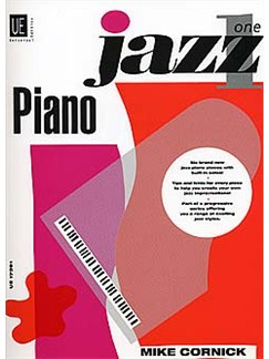 Mike Cornick: Piano Jazz 1 Books | Piano
