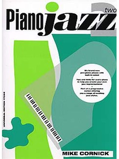 Mike Cornick: Piano Jazz 2 Books | Piano