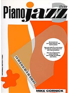 Piano Jazz 3 Books | Piano (with Chord Symbols)