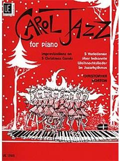 Christopher Norton: Carol Jazz For Piano Books | Piano