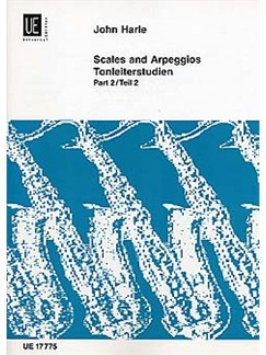 Scales And Arpeggios - Part 2 (Saxophone) Books | Saxophone