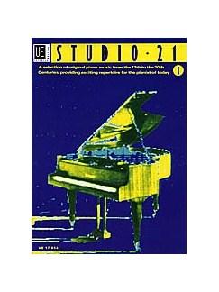 Studio 21: First Series - Book 1 Books | Piano