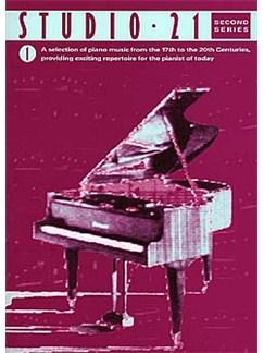 Studio 21: Second Series - Book 1 Books | Piano