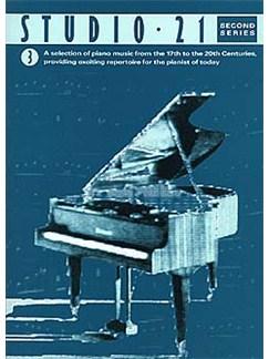 Studio 21: Second Series - Book 3 Books | Piano