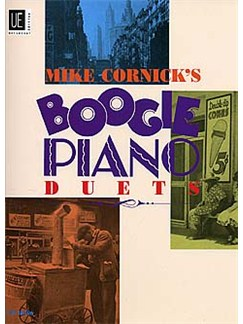 Mike Cornick's Boogie Piano Duets Books | Piano Duet