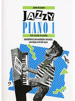 John Reeman: Jazzy Piano 1 For Younger Players Books | Piano