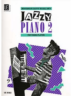Geoffry Russell-Smith/Brian Bonsor: Jazzy Piano 2 Books | Piano