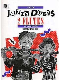 James Rae: Jazzy Duets - 2 Flutes Books | Flute (Duet)