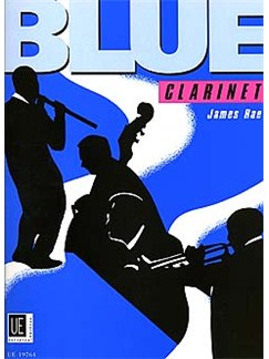 James Rae: Blue Clarinet Books | Clarinet, Piano Accompaniment
