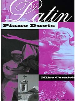 Mike Cornick: Latin Piano Duets Books | Piano Duet