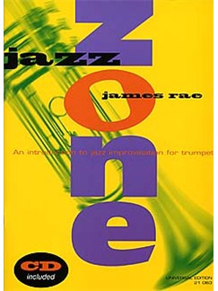 James Rae: Jazz Zone (Trumpet) Books and CDs | Trumpet