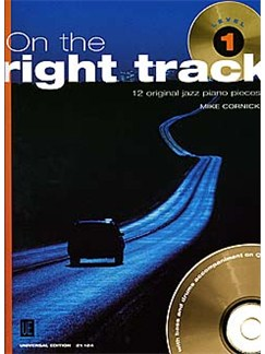 On The Right Track: Level 1 Books and CDs | Piano