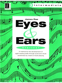 Eyes And Ears Bk 3 Clarinet Books | Clarinet