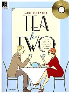 Tea For Two Books | Piano Duet
