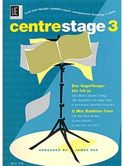 Centrestage 3 Books | Flexible Chamber Ensemble