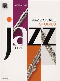 James Rae: Jazz Scale Studies For Flute Books | Flute