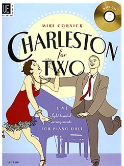 Mike Cornick: Charleston For Two Books | Flute (Duet)
