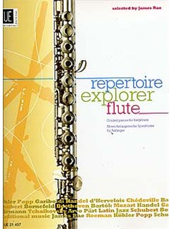 Repertoire Explorer - Flute Books | Alto Saxophone, Piano Accompaniment