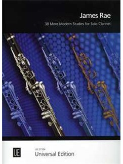 James Rae: 38 More Modern Studies Books | Clarinet