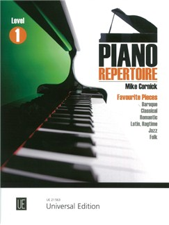 Mike Cornick: Piano Repertoire - Favourite Pieces (Level 1) Books | Piano