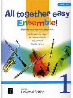 All Together Easy Ensemble Books | Ensemble
