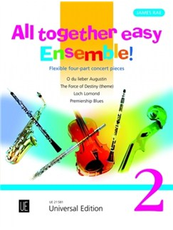 All Together Easy Ensemble! - Volume 2 Books | Ensemble