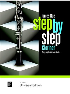 Step By Step: Clarinet Books | Clarinet