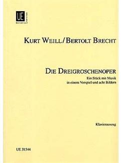 Kurt Weill: Die Dreigroschenoper Books | Opera
