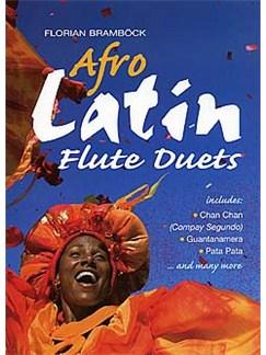 Florian Brambock: Afro Latin Flute Duets Books | Flute (Duet)