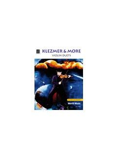 Klezmer & More Violin Duets 2vln Books | Violin