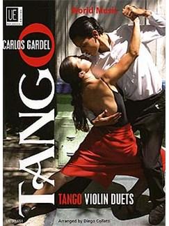 Carlos Gardel: Tango - Tango Violin Duets Books | Violin (Duet)
