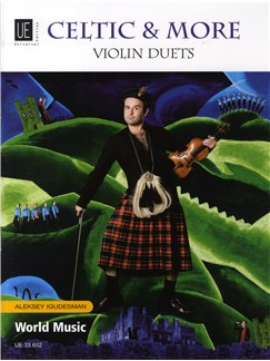 Aleksey Igudesman: Celtic And More - Violin Duets Books | Violin (Duet)