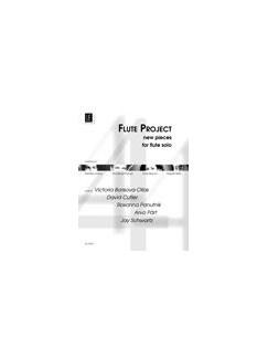 Flute Project - New Pieces (Flute) Books | Flute