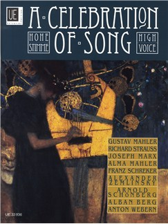 A Celebration Of Song - High Voice Books | High Voice, Piano Accompaniment