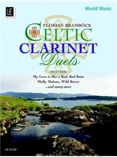 Florian Bramböck: Celtic Clarinet Duets Books | Clarinet