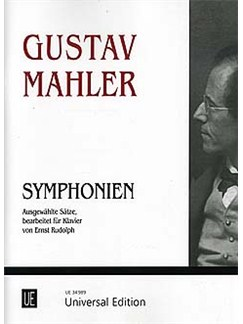 Gustav Mahler: Symphonien Ausgewählte Sätze Books | Piano