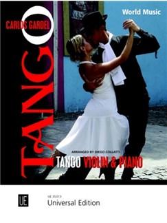 Carlos Gardel: Tango Books | Violin, Piano